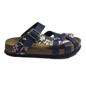 Birkenstock Papillio Pisa Simply Flowers Sandals